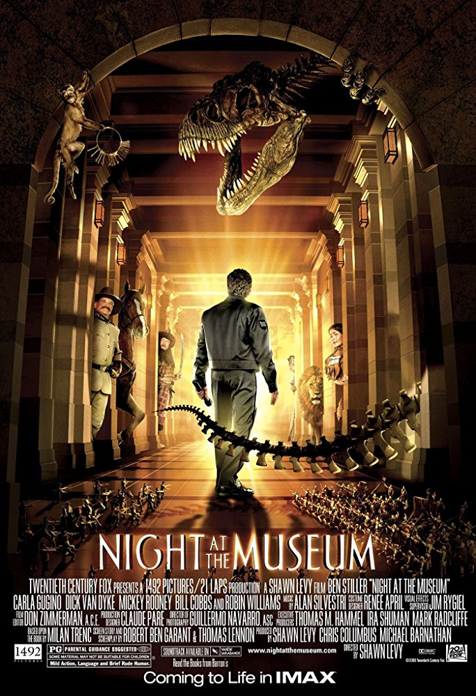 Night at the Museum 2006 FS DVDRip x264-REGRET