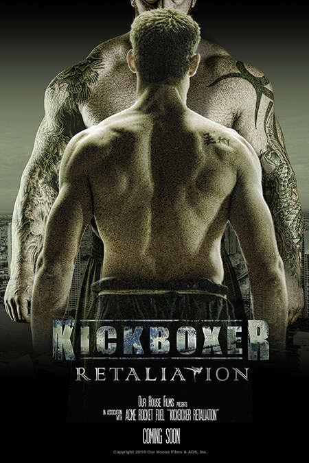 Kickboxer Retaliation 2017 HDRip XviD AC3-EVO