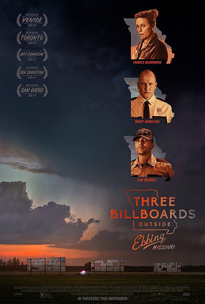 Three Billboards Outside Ebbing Missouri 2017 HDRip XviD AC3-EVO