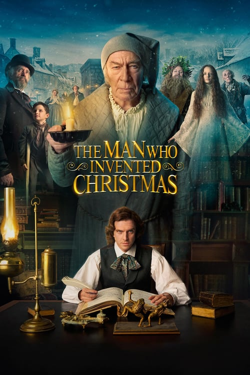 The Man Who Invented Christmas 2017 720p WEB-DL H264 AC3-EVO