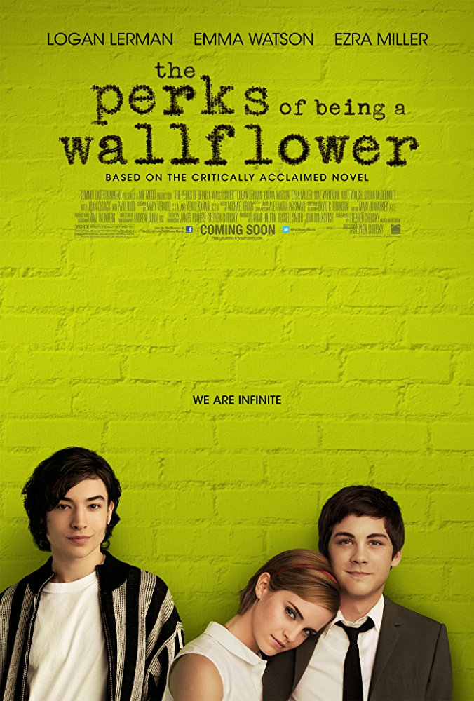 The Perks of Being a Wallflower 2012 1080p BluRay H264 AAC-RARBG