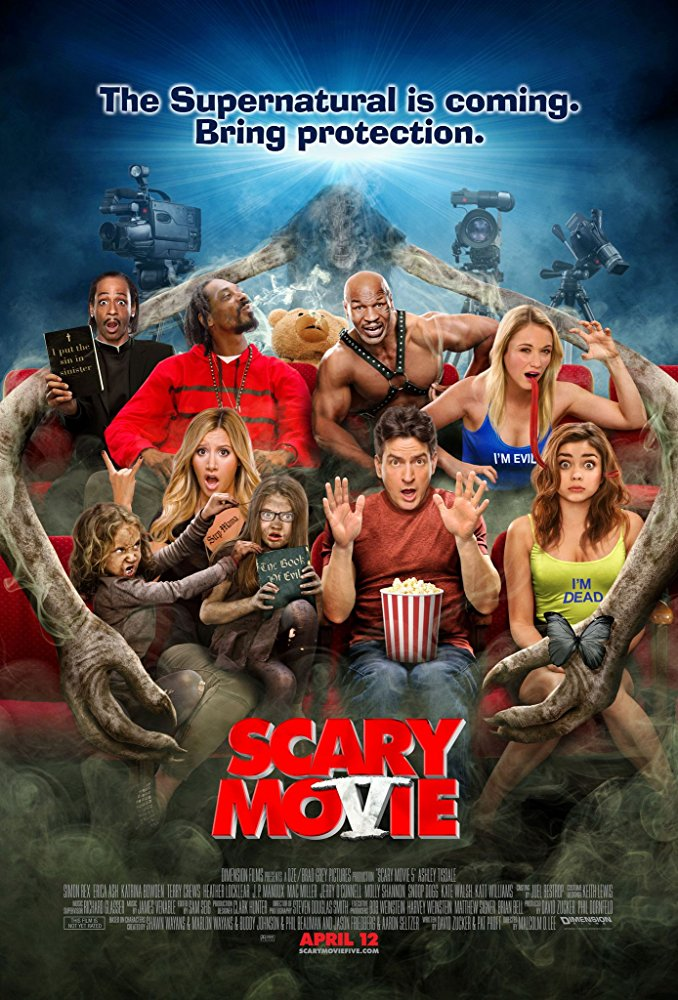 Scary Movie 5 2013 BRRip XviD MP3-XVID