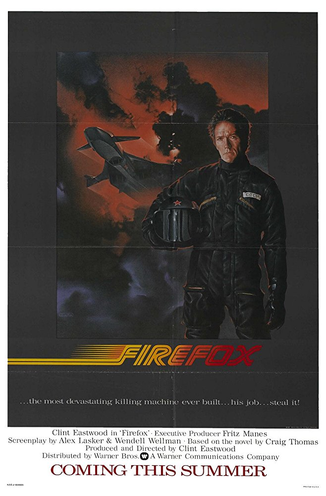 Firefox 1982 BRRip XviD MP3-XVID