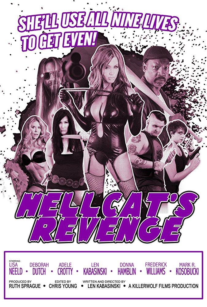 Hellcats Revenge 2017 HDRip AC3 X264-CMRG