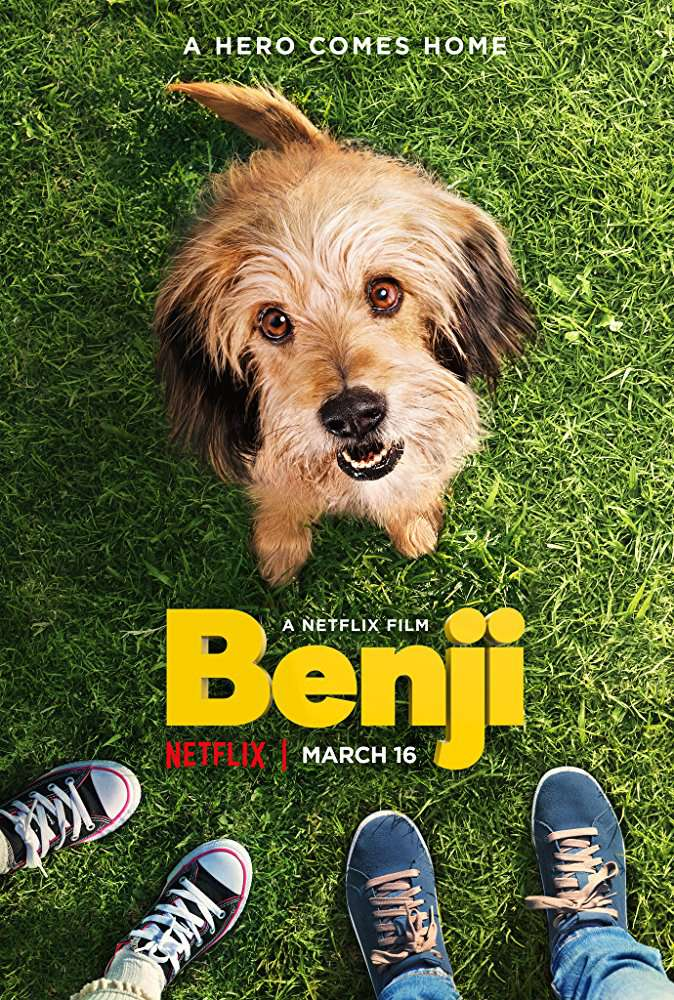 Benji 2018 HDRip XviD AC3-EVO