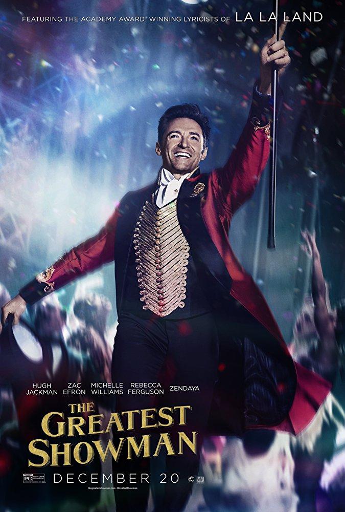 The Greatest Showman 2017 BRRip AC3 X264-CMRG