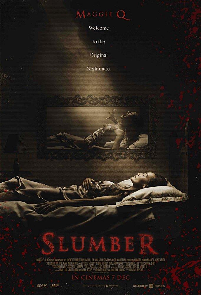 Slumber 2017 BDRip XviD AC3-EVO