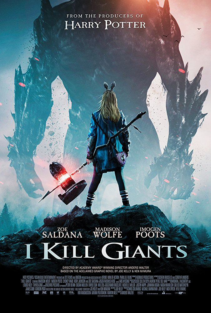I Kill Giants 2017 720p WEB-DL XviD AC3-FGT