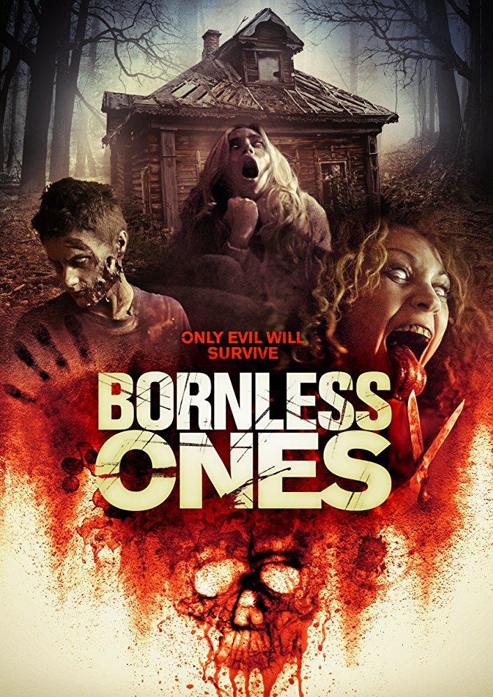 Bornless Ones 2016 720p BRRip XviD AC3-XVID