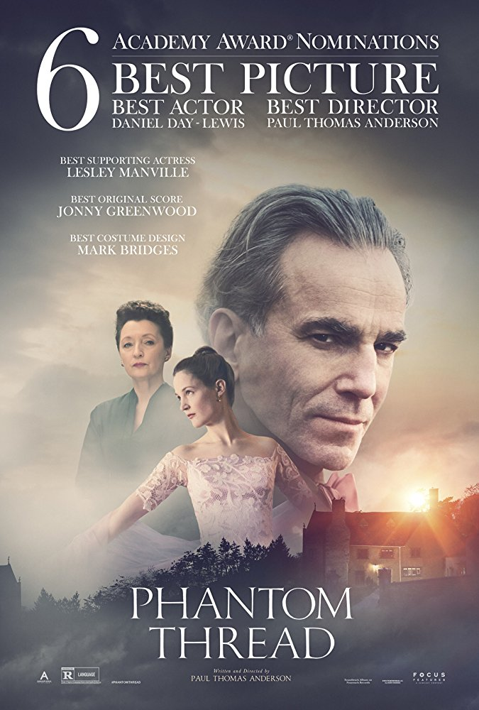Phantom Thread 2017 720p BRRip HEVC 800MB MkvCage