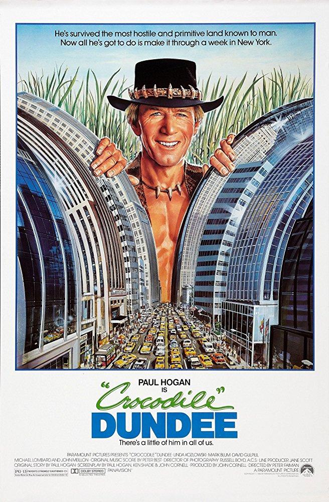 Crocodile Dundee 2 1988 BRRip XviD MP3-XVID