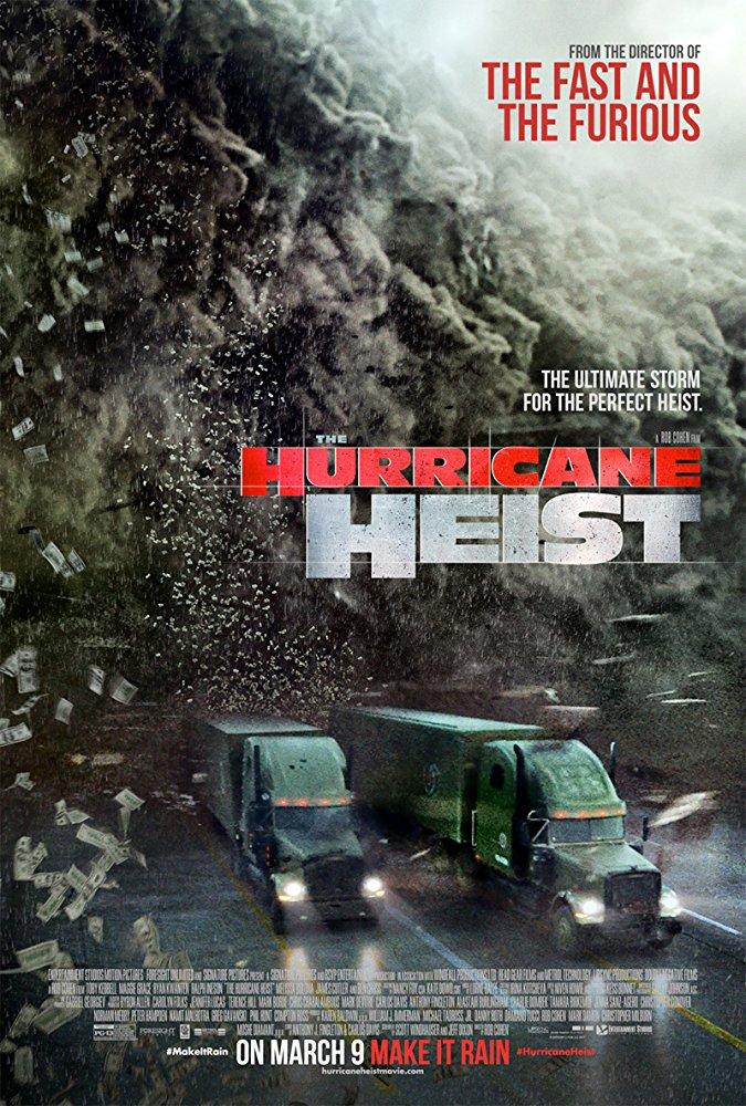 The Hurricane Heist 2017 HDTV x264-PLUTONiUM
