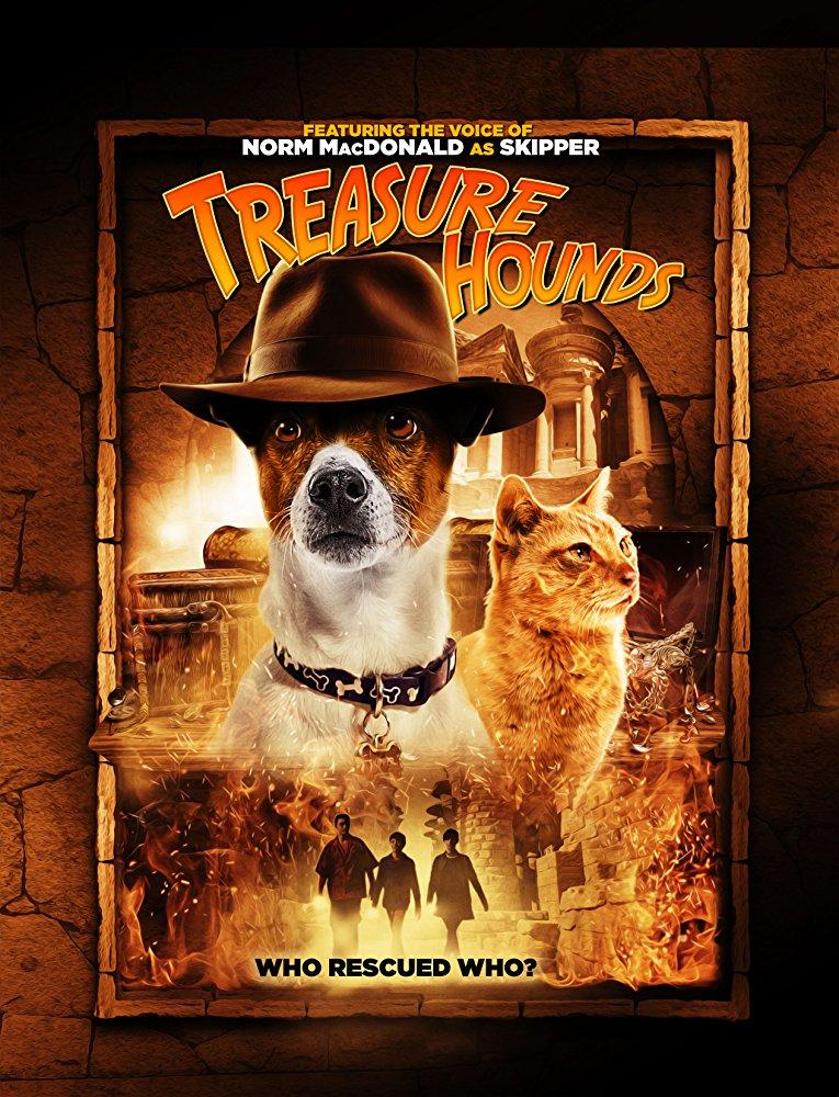 Treasure Hounds 2017 HDRip AC3 X264-CMRG