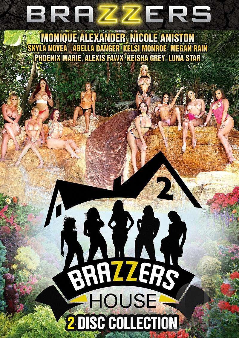 Brazzers House 2 DiSC1 XXX DVDRip x264-FBGM