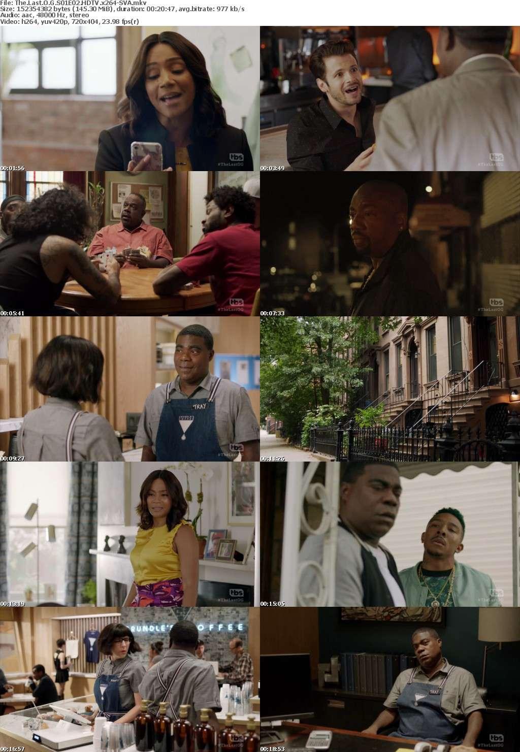 The Last O G S01E02 HDTV x264-SVA
