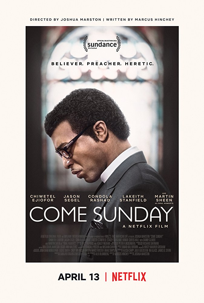 Come Sunday 2018 HDRip XviD AC3-EVO