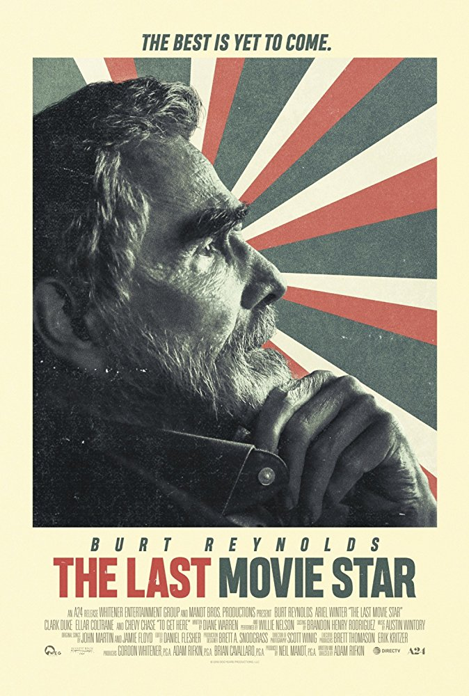 The Last Movie Star (2017) [BluRay] [720p] YIFY