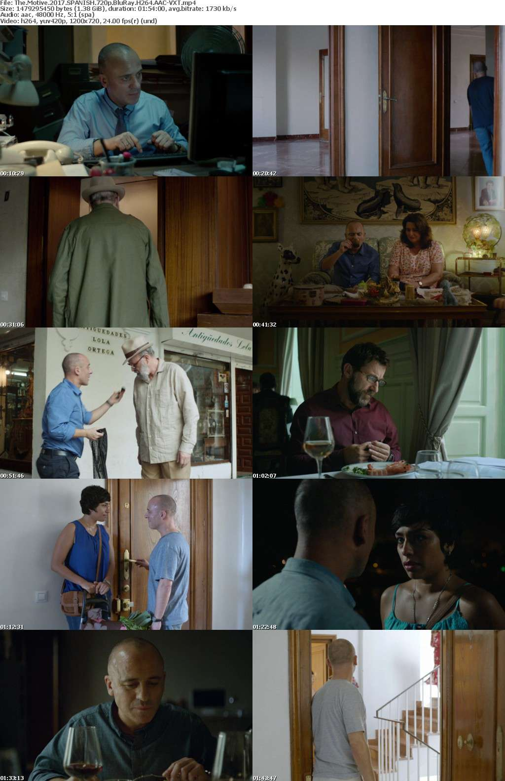 The Motive 2017 SPANISH 720p BluRay H264 AAC-VXT