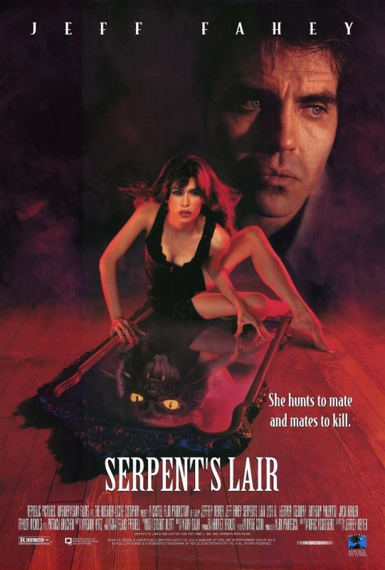 Serpents Lair 1995 BRRip XviD MP3-XVID