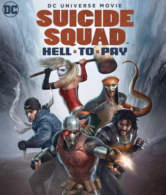Suicide Squad Hell to Pay 2018 BRrip X264-CMRG[TGx]