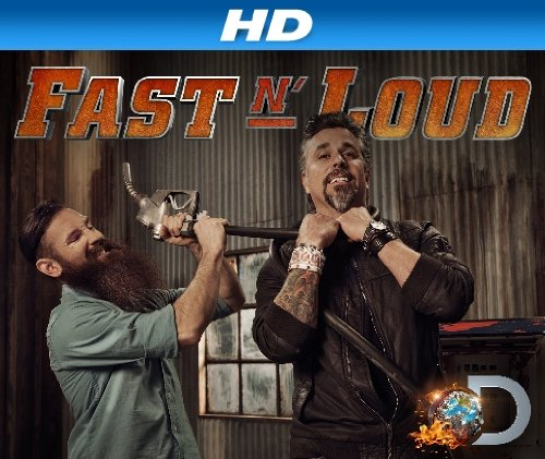 Fast N Loud S14E05 Shiny and New HDTV x264-CRiMSON