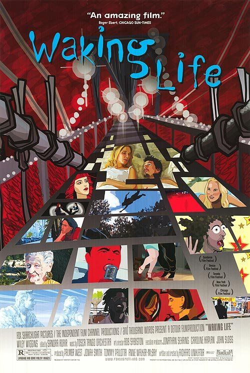 Waking Life 2001 BRRip XviD MP3-XVID