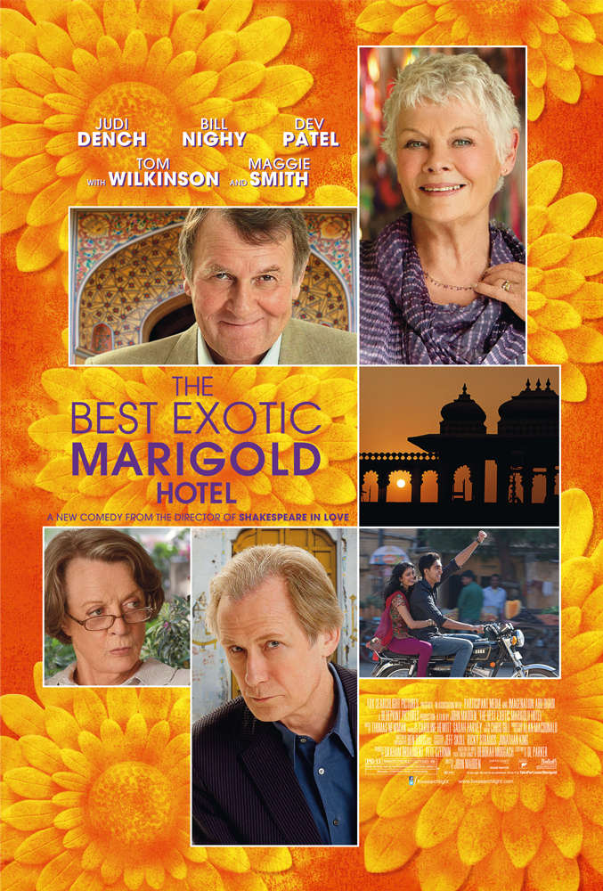 The Best Exotic Marigold Hotel 2011 1080p BluRay H264 AAC-RARBG