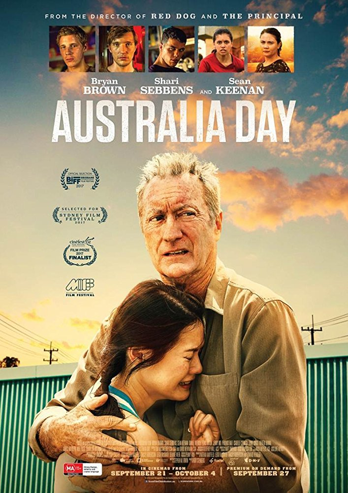 Australia Day (2017) 1080p BRRip YIFY