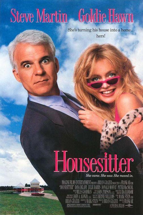 HouseSitter 1992 BRRip XviD MP3-XVID
