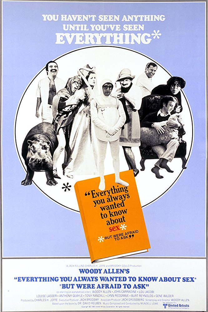 Everything You Always Wanted to Know About Sex But Were Afraid to Ask 1972 BRRip XviD MP3-XVID