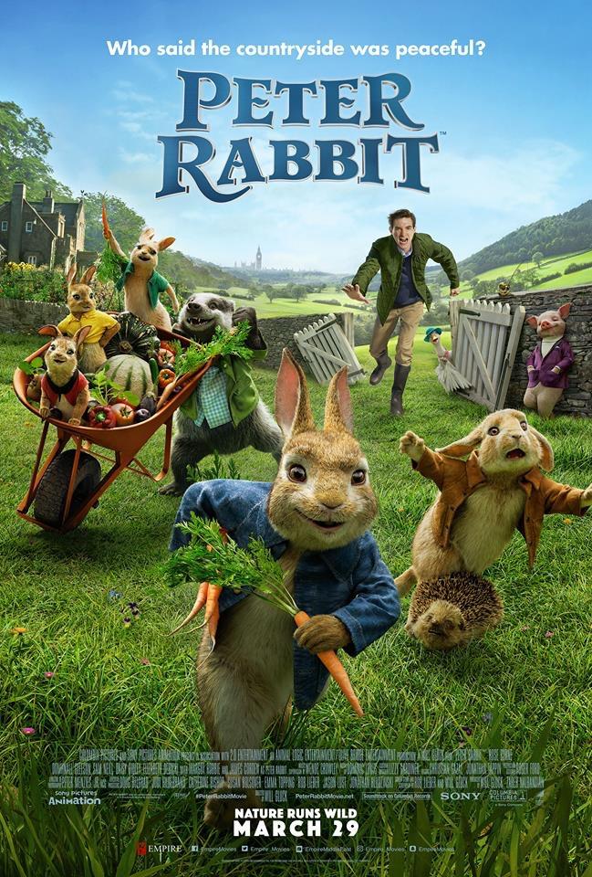 Peter Rabbit 2018 720p BRRip x264 AC3-DiVERSiTY