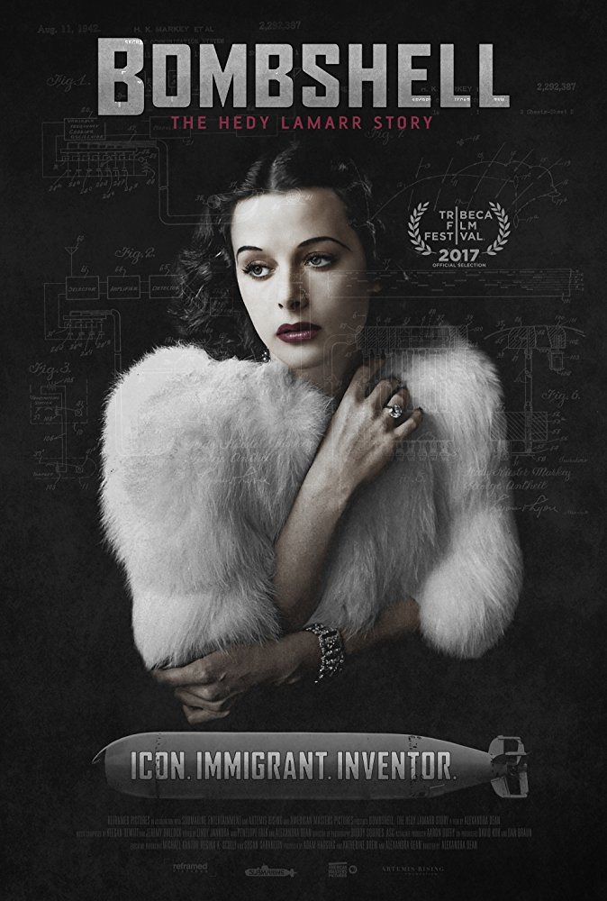 Bombshell The Hedy Lamarr Story 2017 BRRip XviD MP3-XVID
