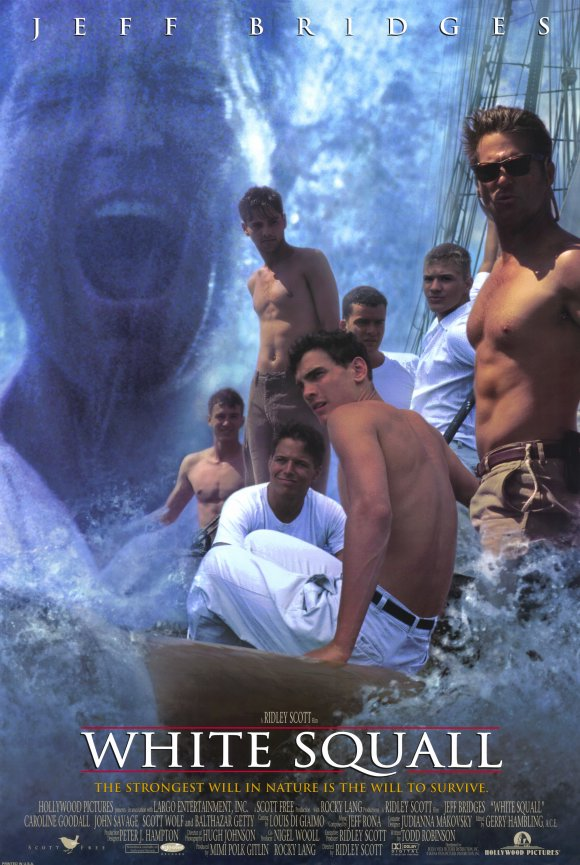 White Squall 1996 BRRip XviD MP3-XVID