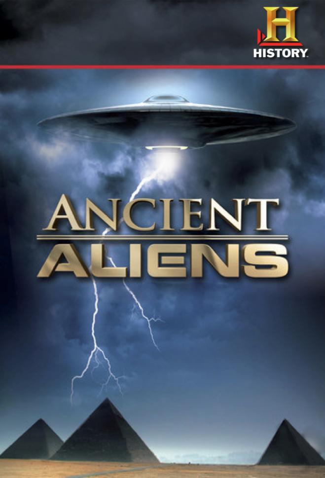 Ancient Aliens S13E01 The UFO Conspiracy WEB h264-CAFFEiNE