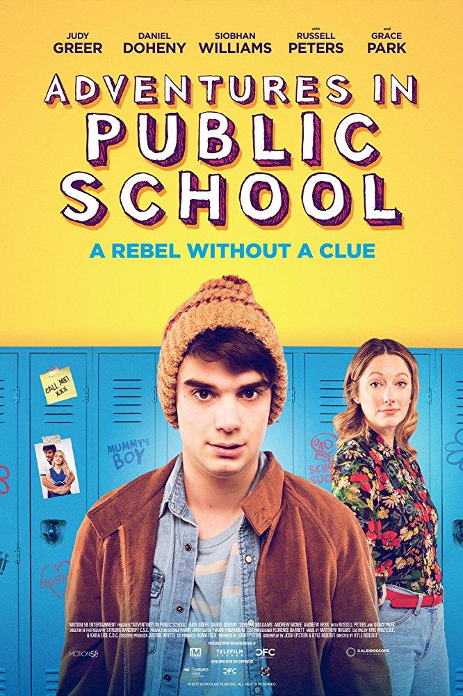 Adventures in Public School 2017 720p WEB-DL XviD AC3-FGT