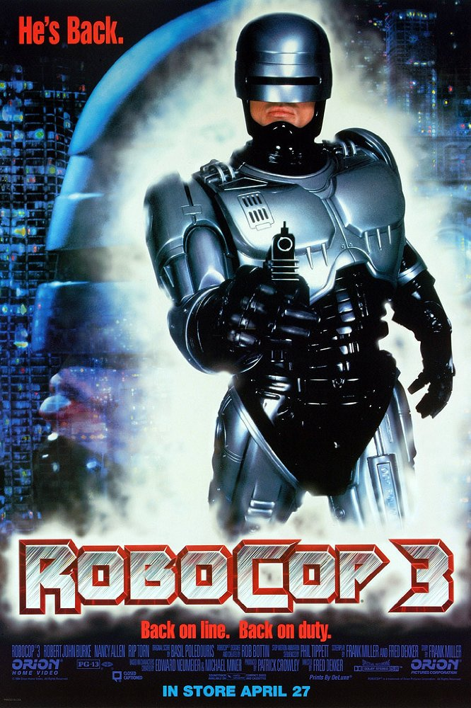 RoboCop 3 1993 DVDRIP XVID AC3-5 1-RypS