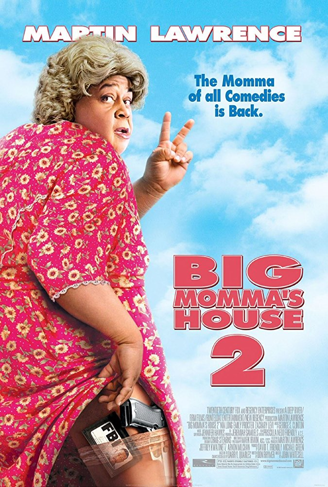 Big Mommas House 2 2006 BRRip XviD MP3-XVID