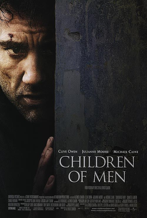 Children Of Men 2006 DVDRIP H264 AC3-5 1-RypS