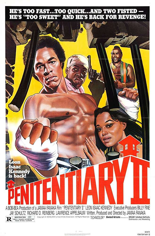 Penitentiary II 1982 720p BluRay x264-SADPANDA