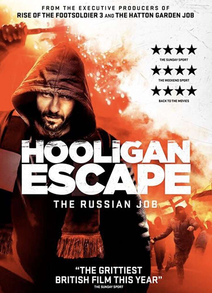 Hooligan Escape The Russian Job 2018 HDRip AC3 X264-CMRG [N1C]