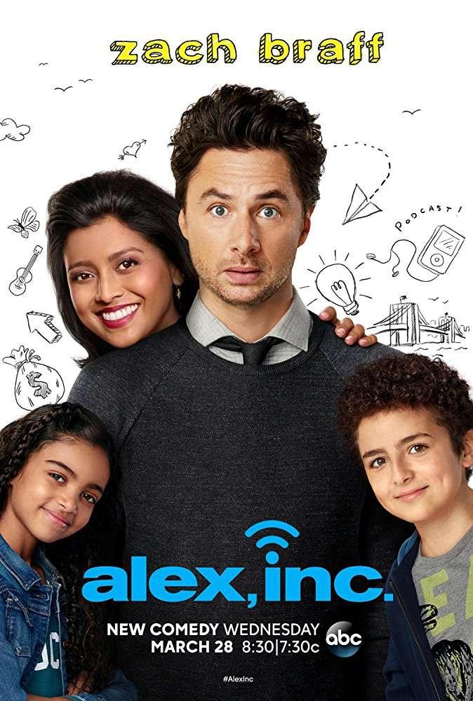 Alex Inc S01E09 The Fever 720p AMZN WEBRip DDP5 1 x264-NTb