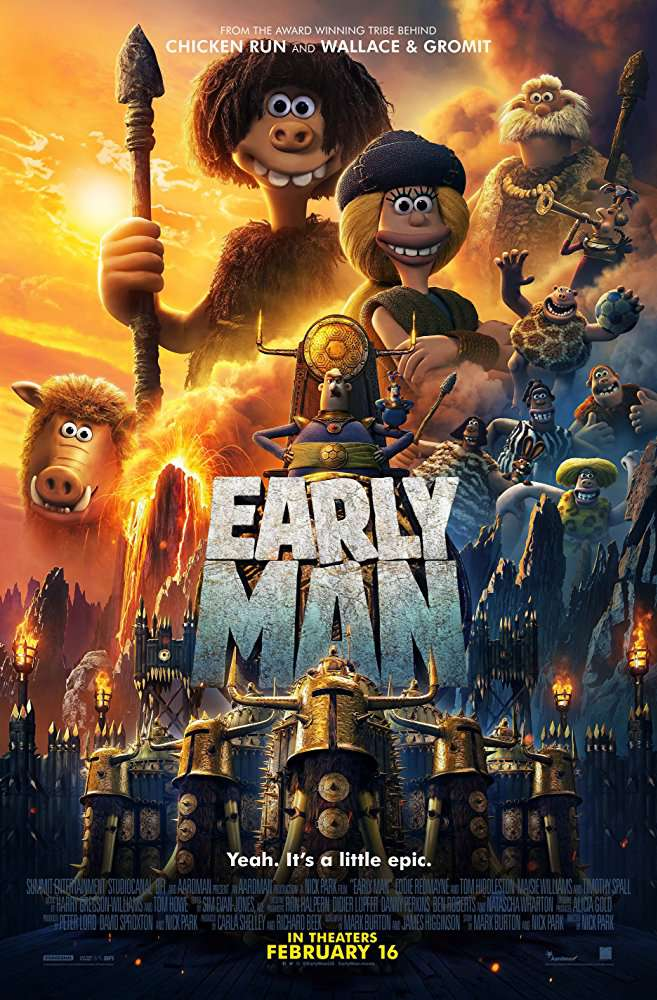 Early Man 2018 DVDRip XviD AC3-EVO