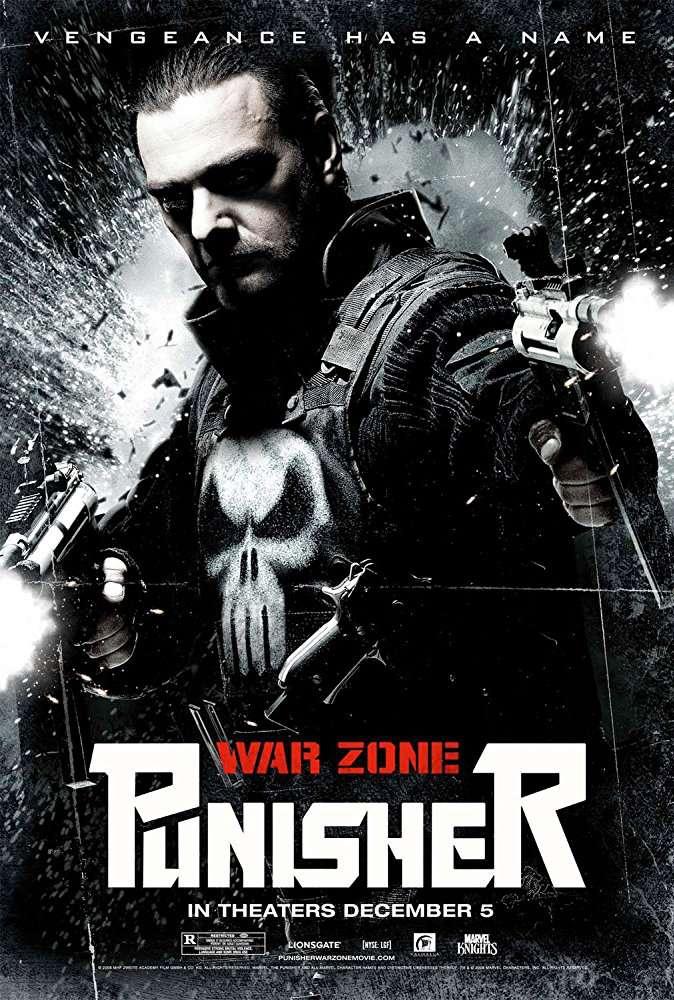Punisher War Zone 2008 BRRip XviD MP3-XVID