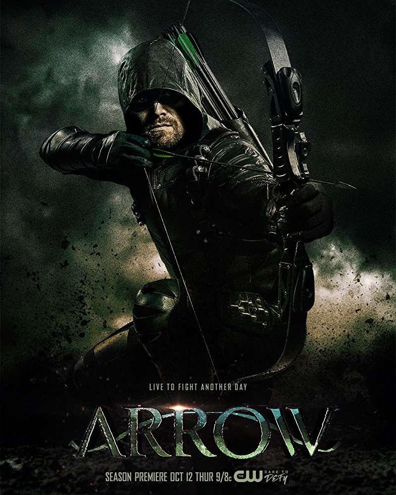 Arrow S06E22 HDTV x264-SVA