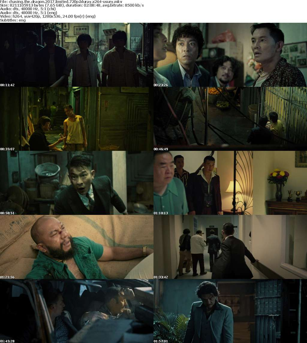 Chasing the Dragon 2017 LIMITED 720p BluRay x264-USURY