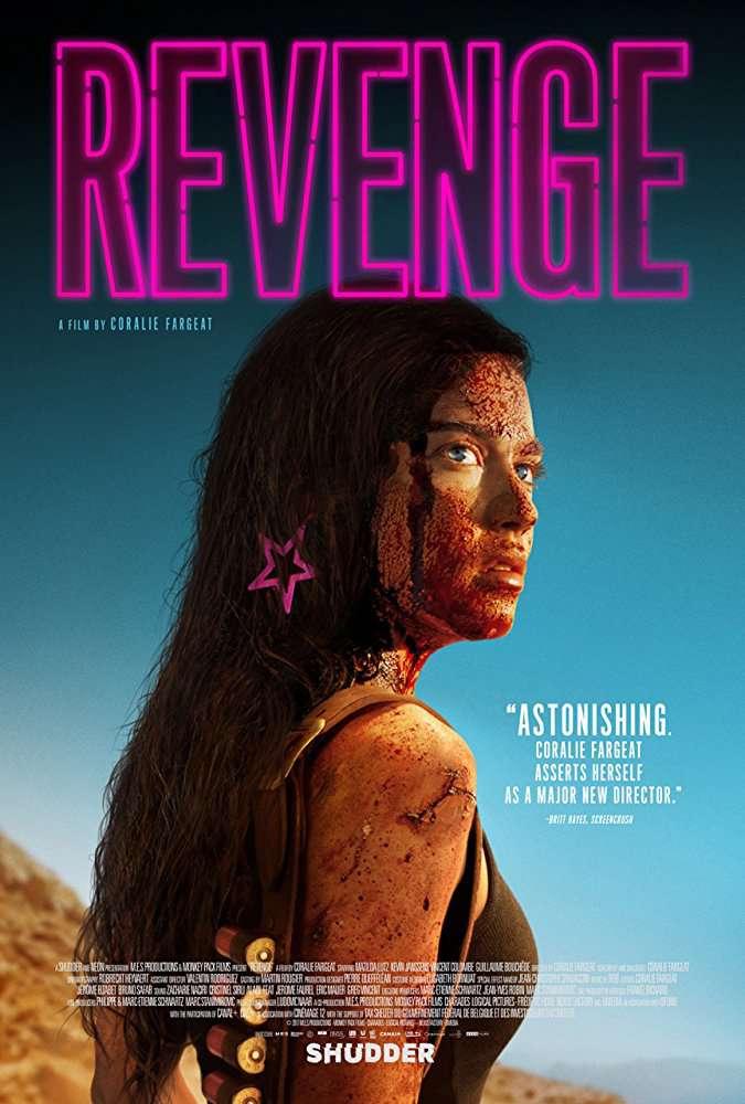 Revenge 2017 720p WEB-HD 800 MB - iExTV