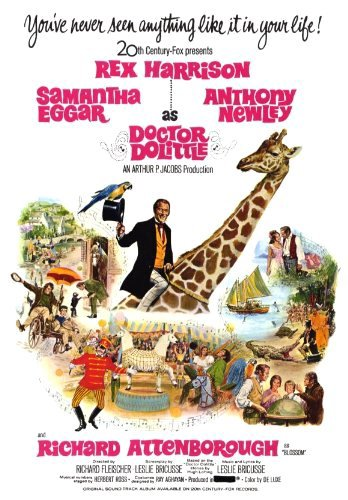 Doctor Dolittle 1967 720p BRRip x264-x0r