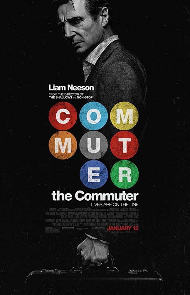 The Commuter 2018 720p BRRIP X264 AC3-DiVERSiTY