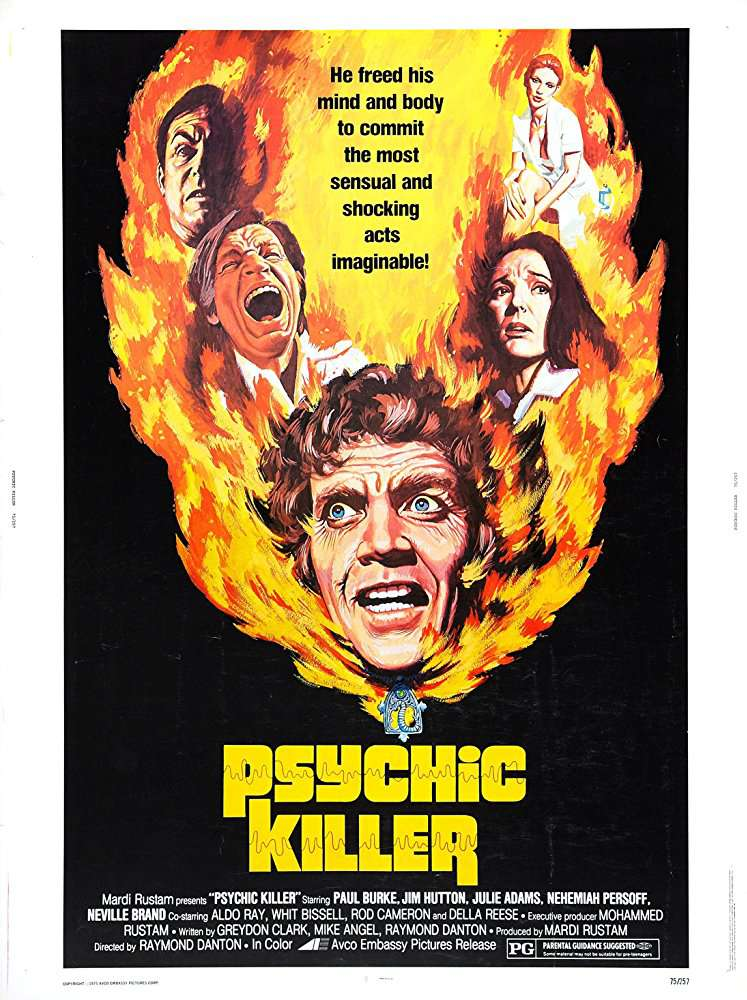 Psychic Killer 1974 DVDRip XViD