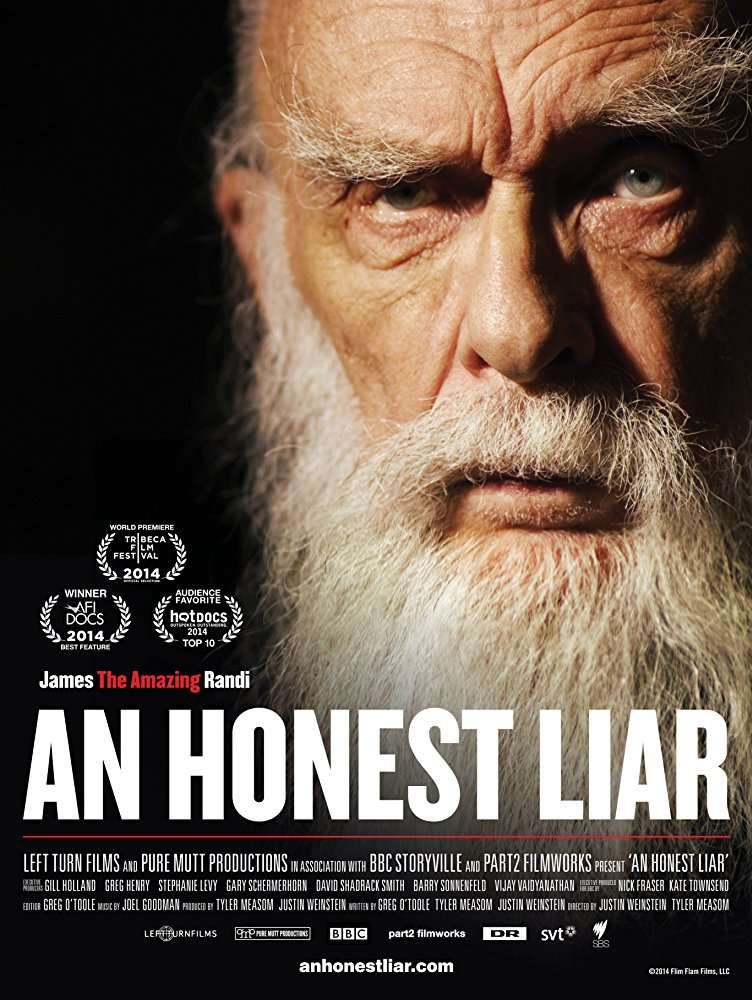 An Honest Liar (2014) [WEBRip] [720p] YIFY